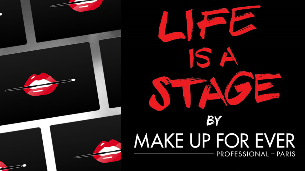 Makeup Forever – Life is a Stage Vancouver